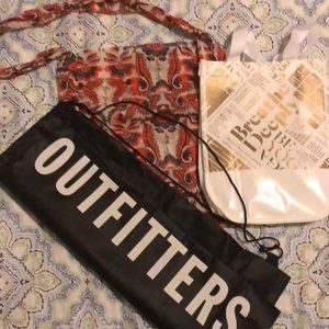 New totes lululemon, UO, free people